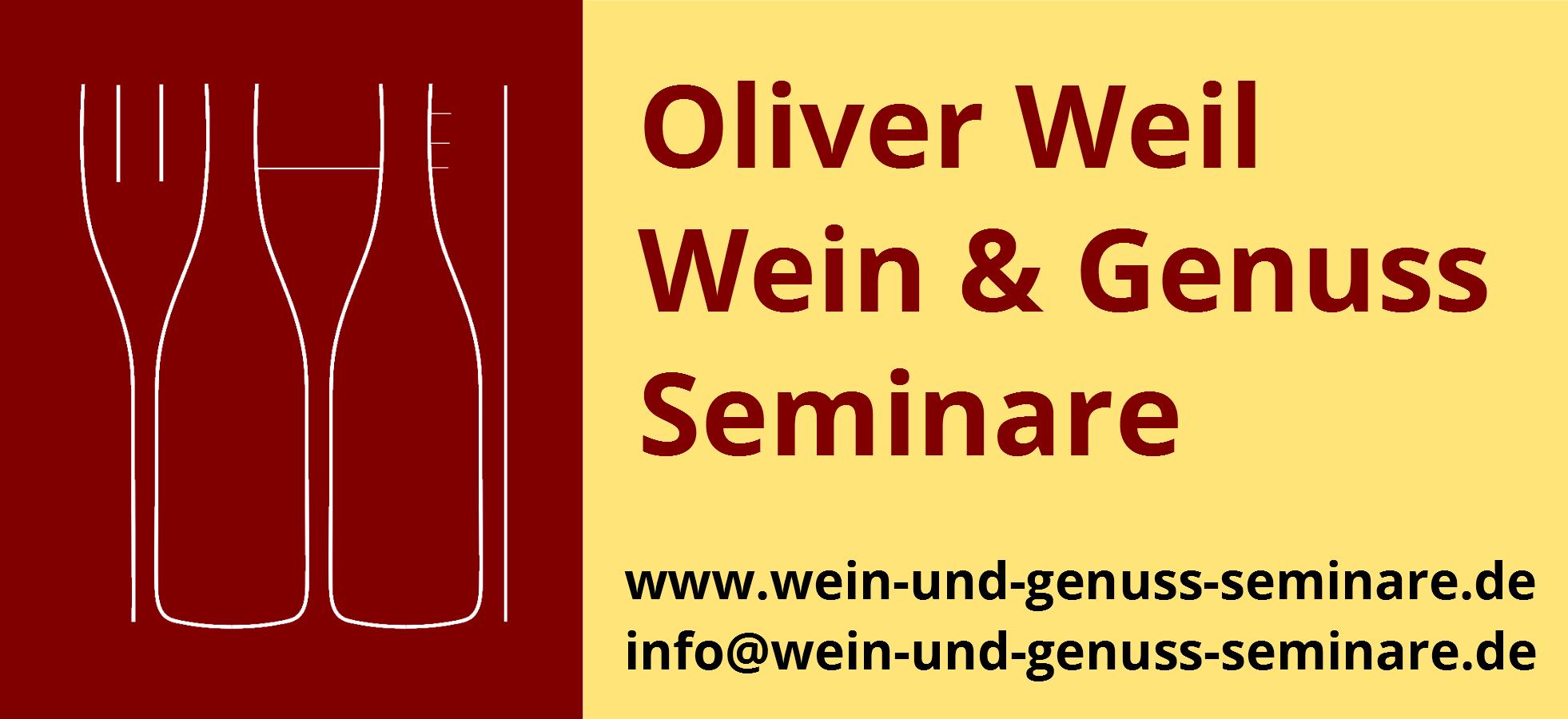 Oliver Weil - Wein & Genuss Seminare in Berlin